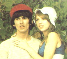 George And Patti In Barbados