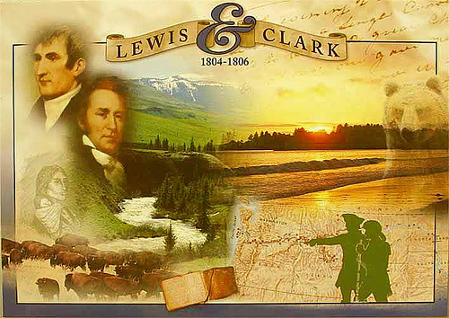 the famous expedition of lewis and clark essay Expedition members from lewis and clark robert clark floyd and lilyann expedition service from 1 august 1803 to 20 august 1804 meriwether lewis papers.